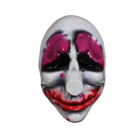Payday 2 Halloween Masks by Image Gallery Hoxton Mask