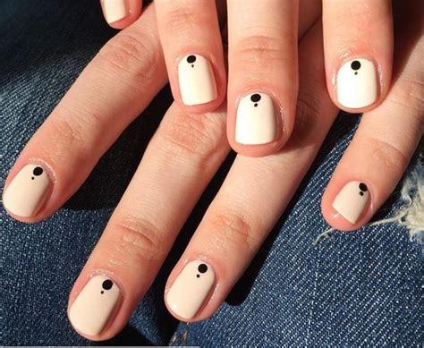 gorgeous minimalist nail design ideas   nail art ideas