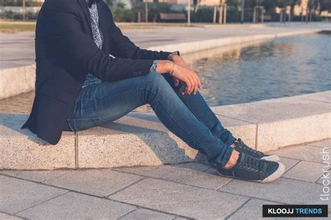 Rules Wearing Dress Shoes With Jeans