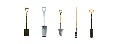 Types Of Spades For Gardening-my Garden Tool Reviews