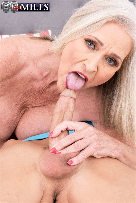 Sexy Granny First Threesome The Mature Lady Porn Blog