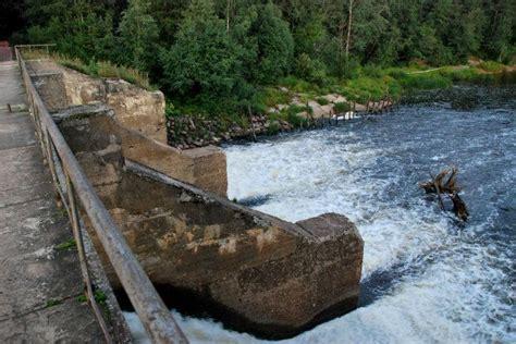 Свободнопоточные гидроэлектростанции малой мощности