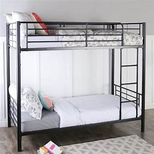 10, Best, Sturdy, Bunk, Beds, For, Adults, And, Heavy, People, In, 2018