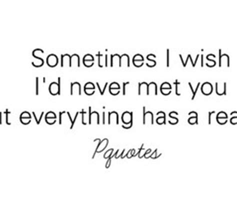 I Wish I Never Cared Quotes