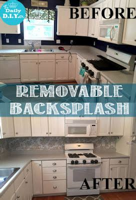 contact paper kitchen backsplash the daily diyer updated contact paper kitchen backsplash 5680