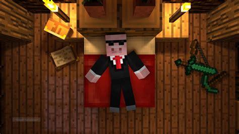 secret agent pig minecraft skin