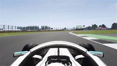 F1 Prix Grand Luffield Silverstone Downforce Extremely