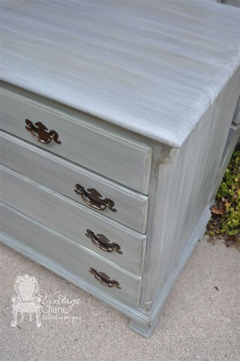 Lane Dresser by Distressed Gray Bedroom Furniture