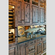 Love, Love, Love These Cabinets!  Rustic Country Decor