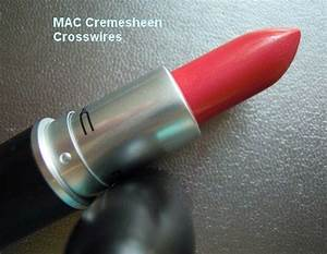 MAC Cremesheen - Crosswires reviews, photos - Makeupalley