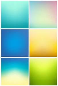 Gradient background collection Vector | Free Download