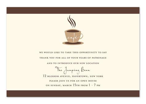 corporate breakfast invitation samples   just b.CAUSE