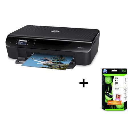 Référence cartouche / toner : HP - ENVY 4503 pack 301 une cartouche noire et une ...