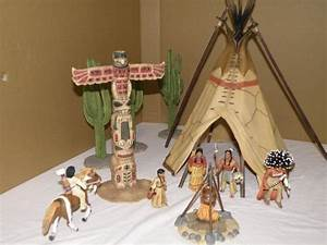 Zelt Der Indianer : schleich indianer pferd zelt indianer zelt tipi feuerstelle etc neuwertig in ~ Watch28wear.com Haus und Dekorationen