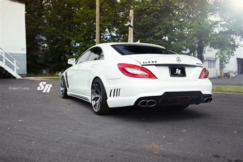 Wald Mercedes Cls63 Amg Touched By Sr Auto