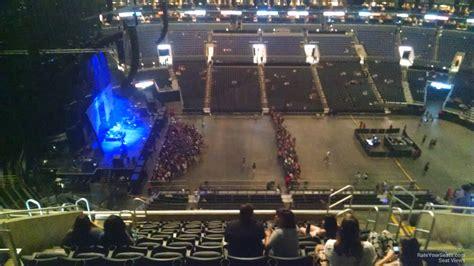 staples center section  concert seating rateyourseatscom