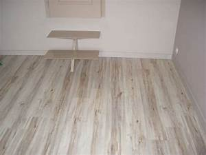 poser du parquet flottant clips great promotion parquet With pose parquet clipsé