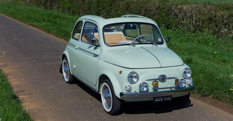Fiat Manchester by Nostalgia The History Of The Fiat 500 In Your Pictures