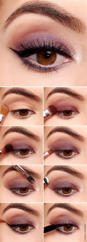 50 идей как сделать смоки айс для карих глаз — пошаговое фото макияжа