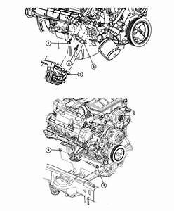 Dodge Ram 1500 Bracket  Engine Mount  Right  Right Side