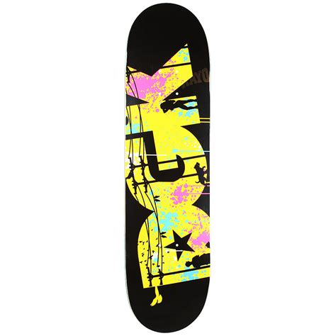 Dgk Skateboard Decks Uk by Dgk Venice Black 8 25 Skateboard Decks Buy Skate Decks