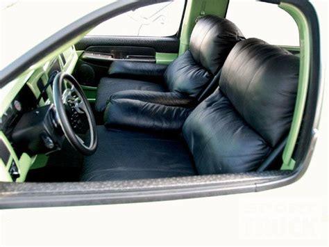 1971 Chevrolet C10 -custom Seats & Interior.