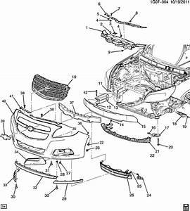 2000 Chevy Malibu Parts Diagram