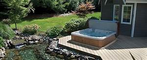 outdoor whirlpool whirlpools world With whirlpool garten mit bonsai 0