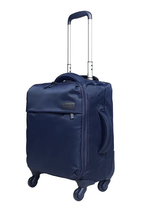 cabin luggage 4 wheels originale plume cabin luggage 4 wheels 50cm navy lipault