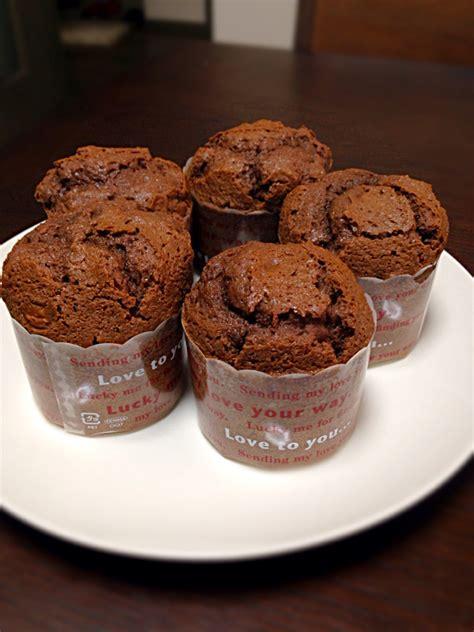 チョコレート カップ ケーキ