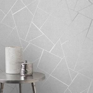 Silver Wallpaper Wallpapers in Silver Buy Silver Wallpaper