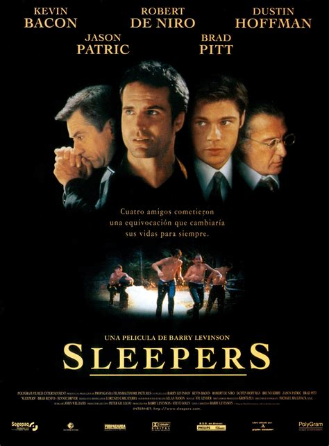 Sleepers Poster by Sleepers Cinema And