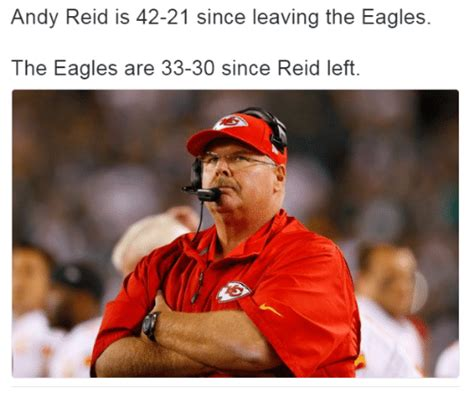 Andy Reid Meme - 25 best memes about the eagles the eagles memes