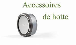 Gaine Hotte Aspirante : accessoire de hotte conseill ~ Premium-room.com Idées de Décoration