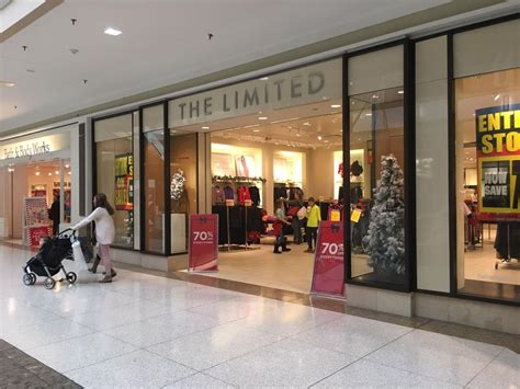 The Limited Closing All Stores Across The U.s.