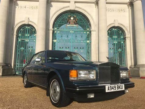 Funeral Limo Hire by Rolls Royce Funeral Car Hire Nottingham Premier Limos Ltd