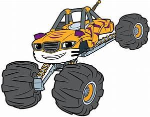 Blaze Monster Truck Cartoon Movies.Blaze_large Png 480473 ...