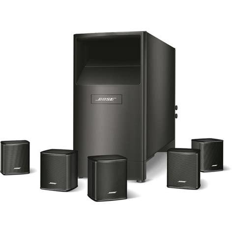 bose acoustimass 3 series v black bose acoustimass 6 series v home theater speaker 720960