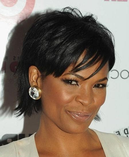 Edgy Black Hairstyles by 20 Collection Of Edgy Haircuts For Black