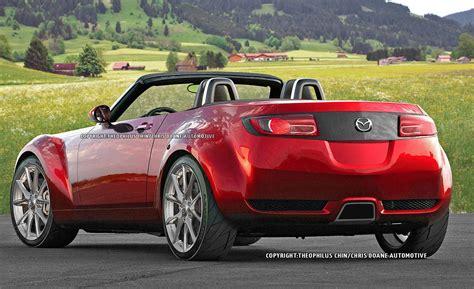 Mazda Miata Alfa Romeo by Photos 2014 Mazda Mx 5 Miata And Alfa Romeo Spyder