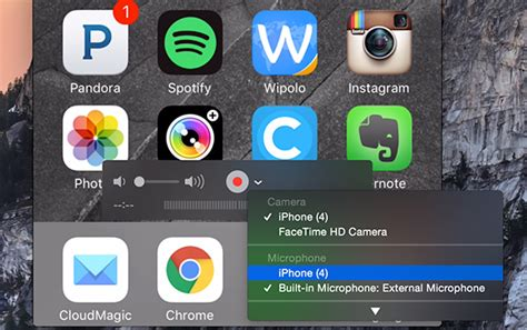 how to record audio on iphone how to capture and record an iphone or screen