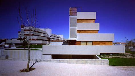 aranguren gallegos arquitectos dwellings  encinar