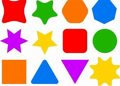 Shape Shapes Icon Icons Colourful Clip Clipart