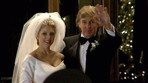 happened  donald trumps  wife marla maples