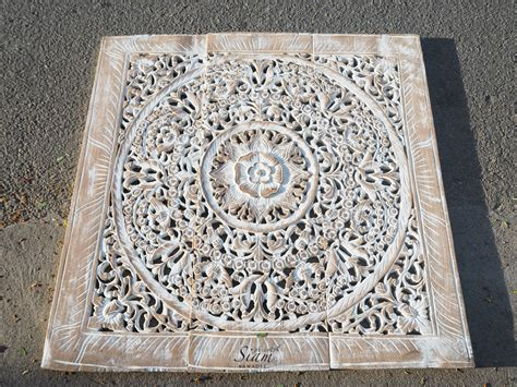 Buy Balinese Antique Wood Carving Wall Art Panel Online Contemporary Coffee Table White Retro Lift-top Trunk Tables Tucson Diy And End Unique Wood Small Spaces Curve