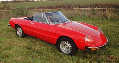 1977 Alfa Romeo Spider 1977 alfa romeo spider 2000 veloce