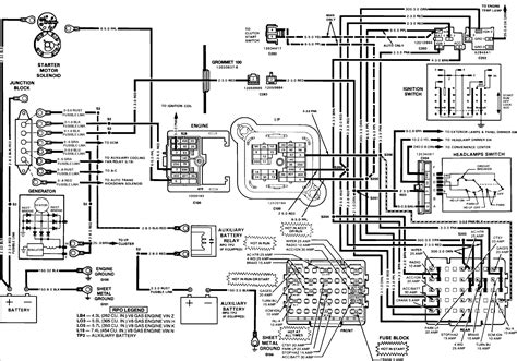 88 Chevy Truck Wiring Diagram by Wrg 5624 1994 Chevy Astro Wiring Diagram Free