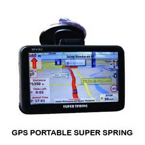 gps mobil gps mobil superspring gps mobil untuk peta navigasi