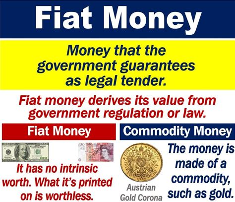What Is Fiat Money In Economics by What Is Fiat Money Definition And Exles Market