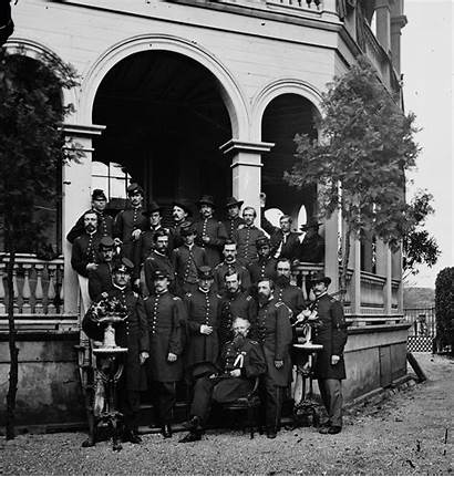 Union Charleston General 1865 South Carolina Staff